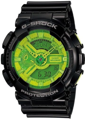Casio (カシオ) - [カシオ]CASIO 腕時計 G-SHOCK GA-110B-1A3JF メンズ [逆輸入]